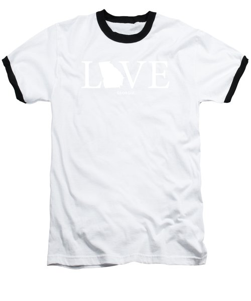 Ga Love Baseball T-Shirt