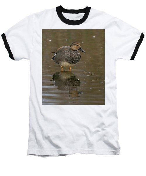 Gadwall Baseball T-Shirt