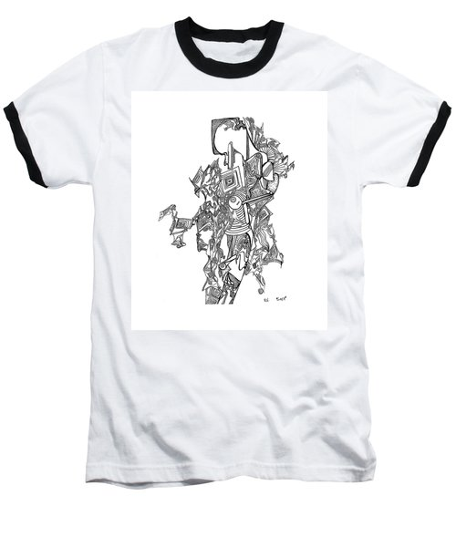 Gaia Baseball T-Shirt