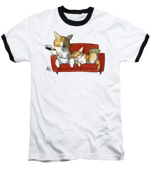Galmiche 3258 Baseball T-Shirt