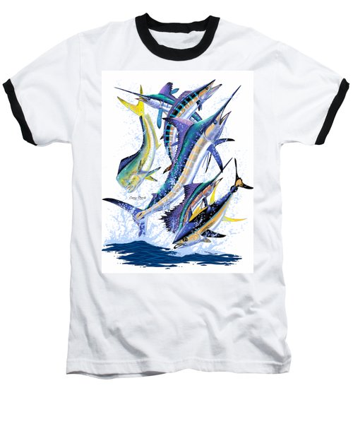 Gamefish Digital Baseball T-Shirt