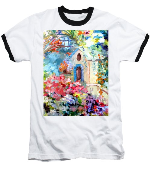 Garden Door  Baseball T-Shirt