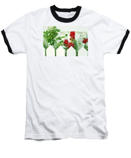 Garden Fence - Key West Baseball T-Shirt