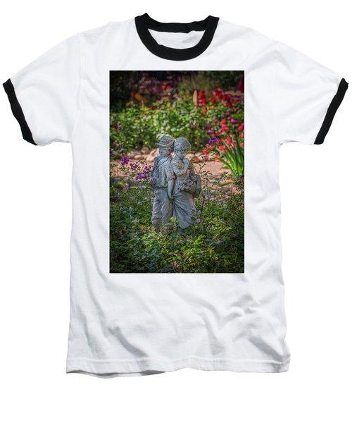Garden Lovers Baseball T-Shirt