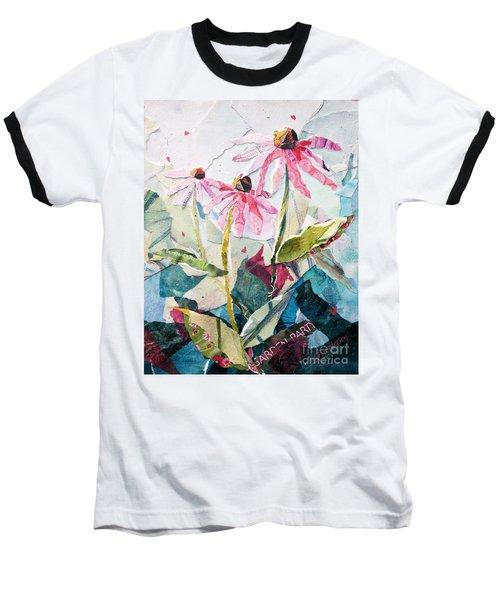 Garden Party Baseball T-Shirt