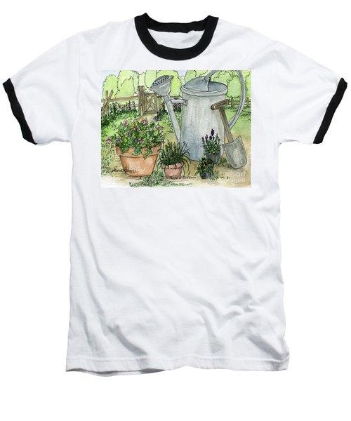 Garden Tools Baseball T-Shirt