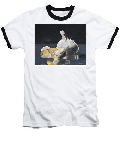 Garlic I Baseball T-Shirt