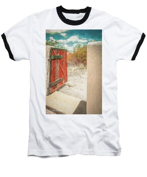 Gate To Oracle Baseball T-Shirt