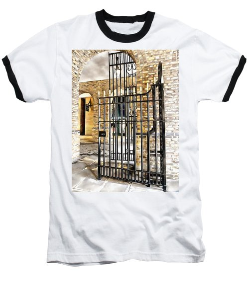 Gates At Hay's Galleria London Baseball T-Shirt