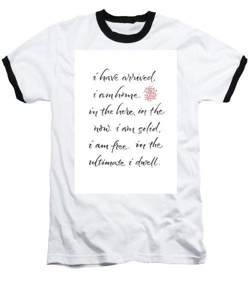 Gatha Five Baseball T-Shirt