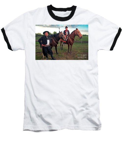Gauchos Baseball T-Shirt by Bernardo Galmarini