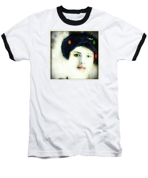 Geisha Baseball T-Shirt
