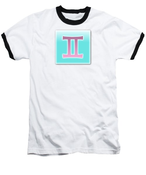Gemini May 20 - June20 Baseball T-Shirt