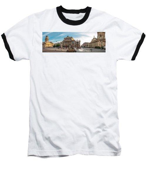 Gendarmenmarkt Platz / Berlin Baseball T-Shirt