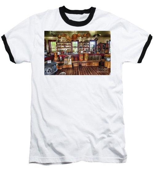 General Store Alive Baseball T-Shirt