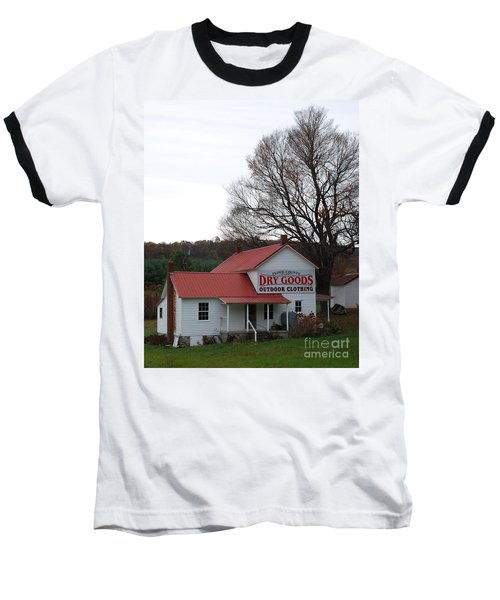 Baseball T-Shirt featuring the photograph General Store by Eric Liller