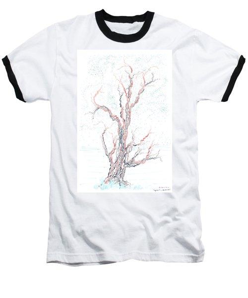 Genetic Branches Baseball T-Shirt