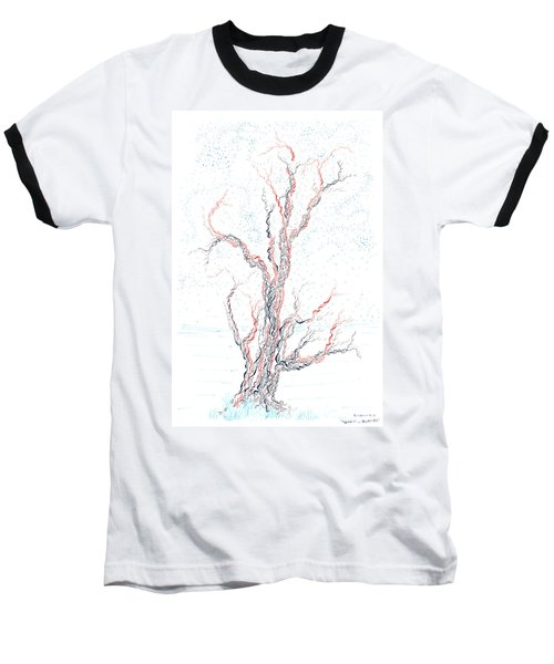 Genetic Branches Baseball T-Shirt