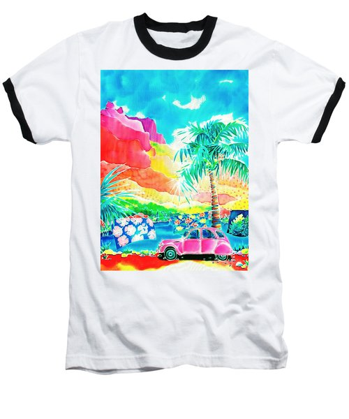 Gentle Breeze Baseball T-Shirt