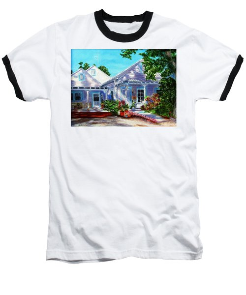Georgia Street, Key West Baseball T-Shirt
