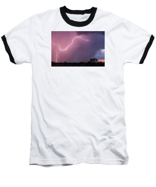 Getting Close Baseball T-Shirt