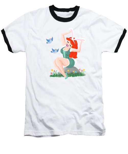 Getting Ready For Spring Baseball T-Shirt