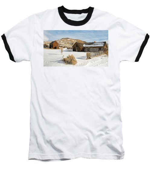 Ghost Town Winter Baseball T-Shirt
