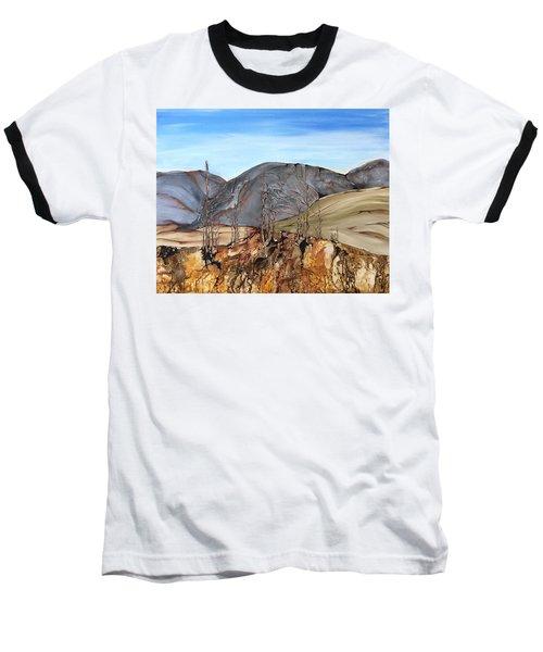 Ghost Valley Baseball T-Shirt