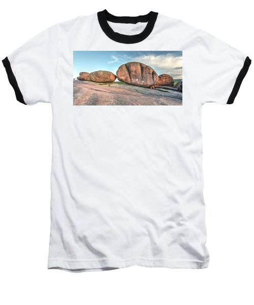 Baseball T-Shirt featuring the photograph Giant Potatoes by Harold Rau