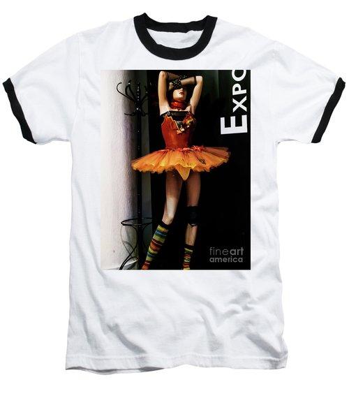 Girl_07 Baseball T-Shirt