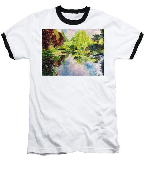 Giverney Baseball T-Shirt