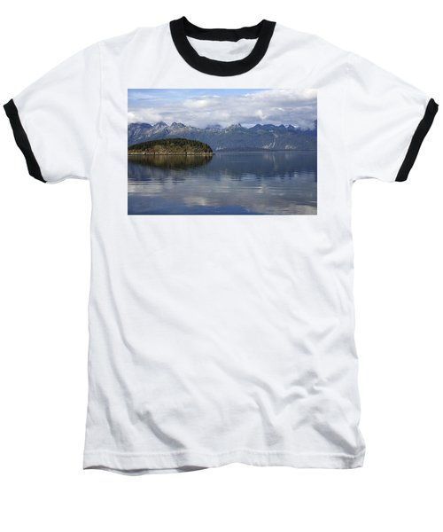 Glacier Bay 10 Baseball T-Shirt