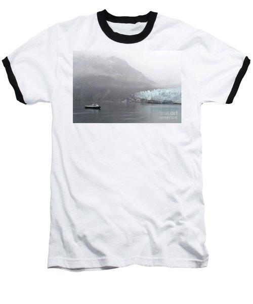 Glacier Ride Baseball T-Shirt