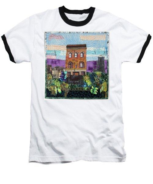 Glance At The Past II Baseball T-Shirt