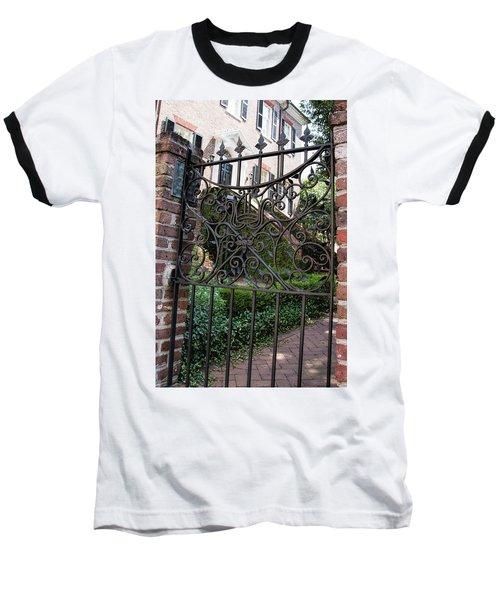 Glebe House Baseball T-Shirt