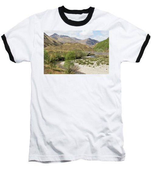 Glen Shiel - Scotland Baseball T-Shirt