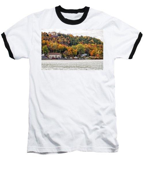 Glenora Ferry Dock Baseball T-Shirt