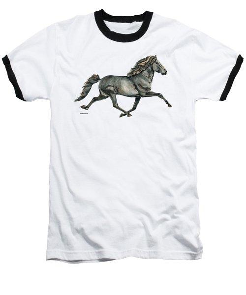 Gletta Baseball T-Shirt by Shari Nees