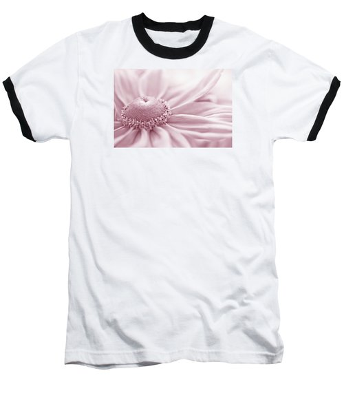 Gloriosa Daisy In Pink  Baseball T-Shirt