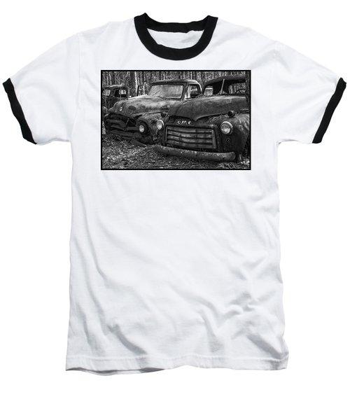 Gmc Truck Baseball T-Shirt