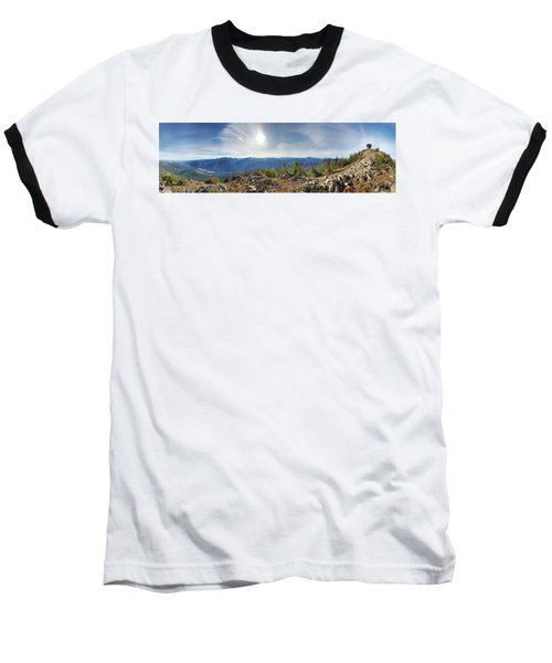 Goat Peak Baseball T-Shirt
