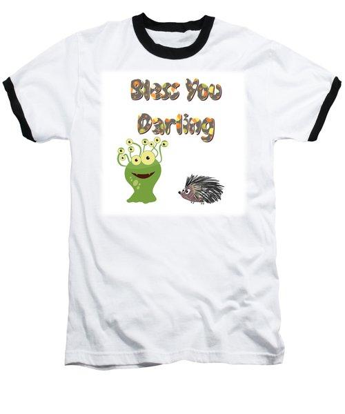 God Bless The Child Baseball T-Shirt