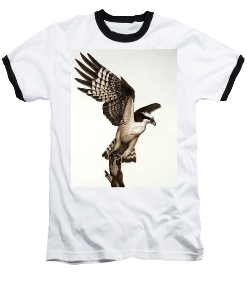 Going Fishin' Osprey Baseball T-Shirt