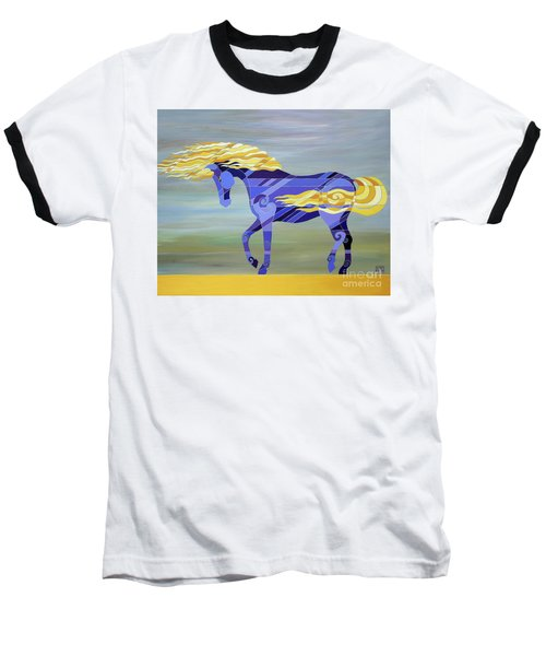 Going With The Flow Baseball T-Shirt