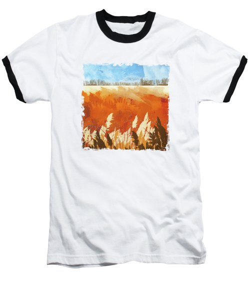 Golden Afternoon Baseball T-Shirt