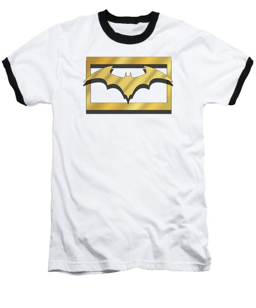 Golden Bat Baseball T-Shirt