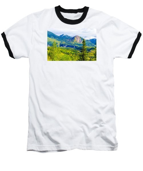 Golden Denali Baseball T-Shirt
