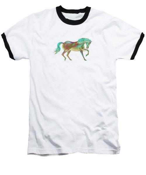 Golden Green Baseball T-Shirt