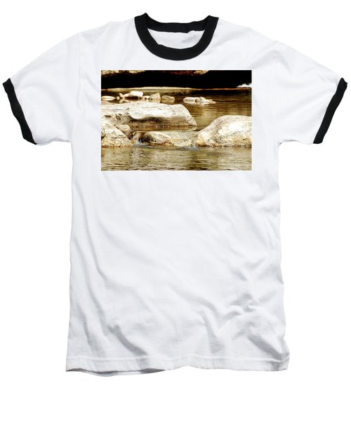Golden Stream Baseball T-Shirt