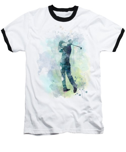 Golf Player  Baseball T-Shirt